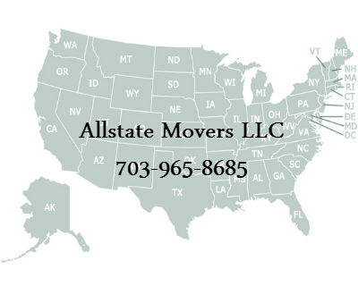 Long Distance Movers Virginia Residential Allstate Movers