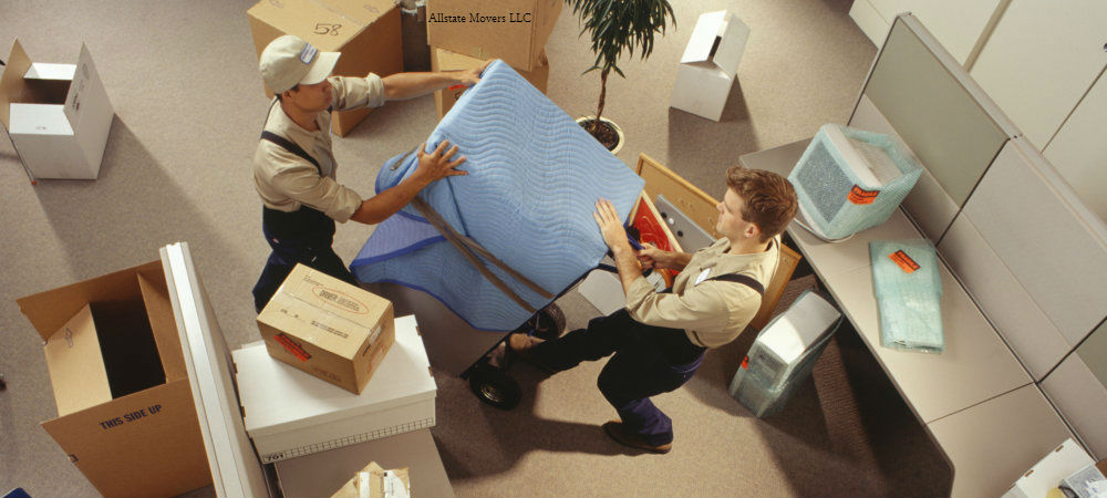 Commercial Office Movers in Virginia